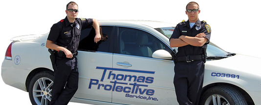 Thomas Protective Services - Officers